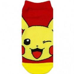 Chaussettes Pikachu Clin d'oeil Junior japan plush