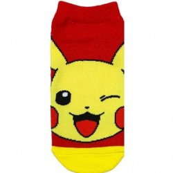 Socks Pikachu Wink Junior japan plush