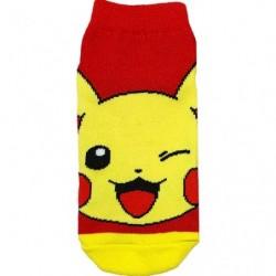 Chaussettes Pikachu Clin d'oeil Enfant japan plush