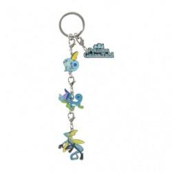 Keychain Sobble Pokémon GalarTabi japan plush