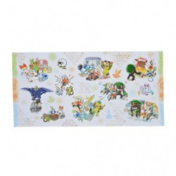 Mini Bath Towel Pokémon GalarTabi japan plush