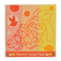 Towel Pokémon Raboot GalarTabi japan plush