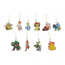 Porte Cle Collection Pokémon GalarTabi BOX japan plush