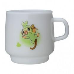 Mug Cup Grookey Pokémon GalarTabi japan plush