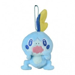 Peluche Porte Cle Larmaleon Pokémon GalarTabi japan plush