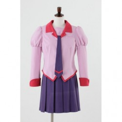 Cosplay High School Girl Winter Uniform Bakemonogatari japan plush