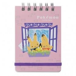 Memo Pokemon little tales japan plush