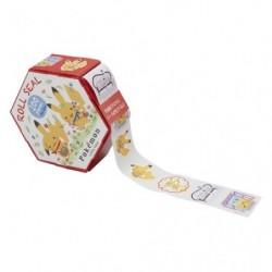 Sticker Box Pokemon little tales japan plush