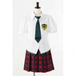 Cosplay Mari School Uniform Evangelion 3.0+1.0 Thrice Upon a Time japan plush