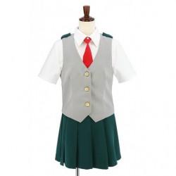 Cosplay Gilet Uniforme Fille My Hero Academia japan plush