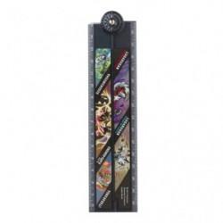 Ruler Black Tapu Koko japan plush