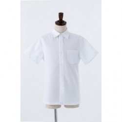 Cosplay White Short Sleeves Shirt japan plush