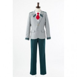 Cosplay Yuei High School Boy Winter Uniform My Hero Academia
