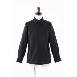Cosplay Black Plain Shirt japan plush