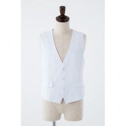 Cosplay White Vest  japan plush