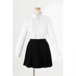 Cosplay Plain Black Skirt japan plush