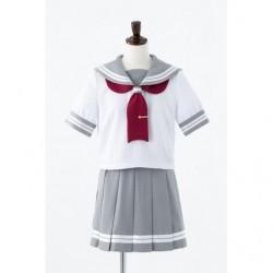 Cosplay Uranohoshi High School Girl Summer Uniform Second Third Grade Love Live Sunshine