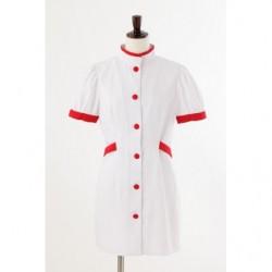Cosplay White Nurse Uniform
