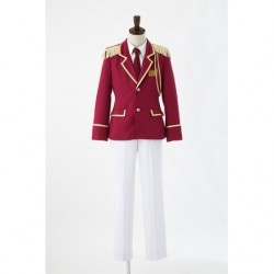 Cosplay Edel Rose Academy Boy Winter Uniform Jacket King of Prism by PrettyRhythm  japan plush