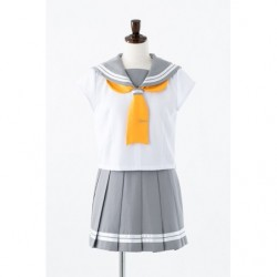 Cosplay Uranohoshi High School Girl Summer Uniform First Grade Love Live Sunshine japan plush