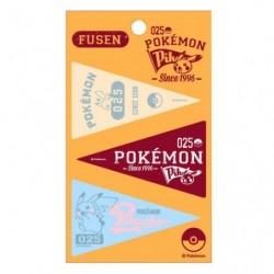 Fusen University Logo japan plush