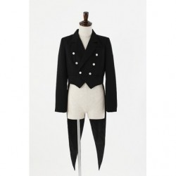 Cosplay Black Butler Jacket japan plush