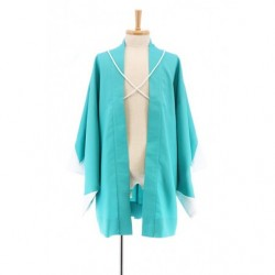 Cosplay Kimono Turquoise Hoari  japan plush