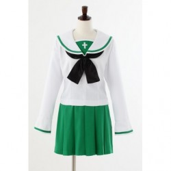 Cosplay Lycée Oarai Uniforme Fille Girls und Panzer   japan plush