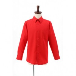 Cosplay Red Plain Shirt  japan plush
