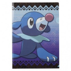 A4 Clear File Popplio japan plush