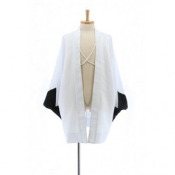 Cosplay Kimono White Hoari  japan plush