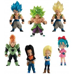 Figures Dragon Ball Heroes Adverge 12 japan plush