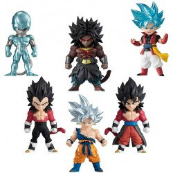Figures Dragon Ball Heroes Adverge 2 japan plush