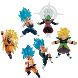 Figures Dragon Ball Adverge Motion 4 japan plush