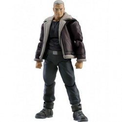 figma Batou: S.A.C.ver. GHOST IN THE SHELL STAND ALONE COMPLEX japan plush