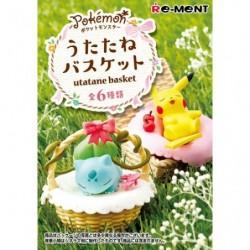 Figurines Utatane Basket BOX japan plush