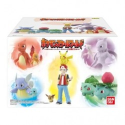 Figures Kanto Set Pokemon Scale World japan plush