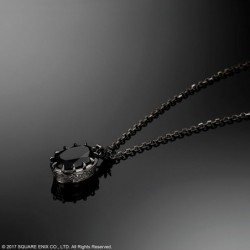 Collier Argent NieR:Automata 2B Yoruha japan plush