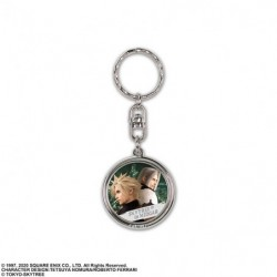 Keychain Medal SKYTREE in MIDGAR FF7R Cloud Strife Sephiroth japan plush