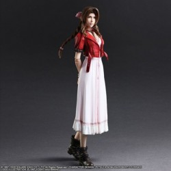 Figure Aeris Gainsborough Final Fantasy 7 Remake PLAY ARTS japan plush