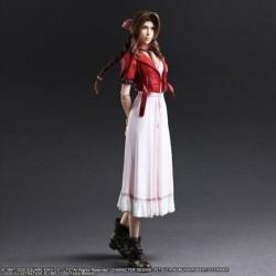 Figurine Aeris Gainsborough Final Fantasy 7 Remake PLAY ARTS japan plush