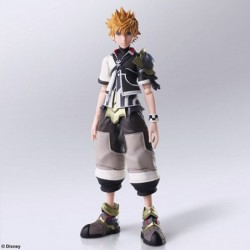 Figure Ventus Kingdom Hearts III Bring Arts japan plush