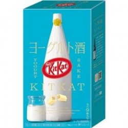 Kit Kat mini yogurt liquor Niizawa Brewery japan plush