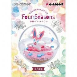 Terrarium Collection BOX Pokémon Four Seasons