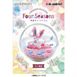 Terrarium Collection Pokémon Four Seasons