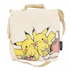 Shoulder Bag Pikachu number025 japan plush