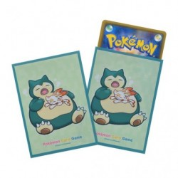 Card Sleeves Snorlax japan plush