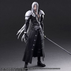 Figure Sephiroth Final Fantasy VII Remake PLAY ARTS japan plush