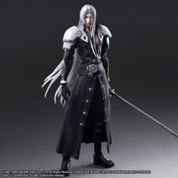 Figurine Sephiroth Final Fantasy VII Remake PLAY ARTS japan plush