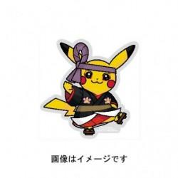 Sticker Japan Pikachu japan plush